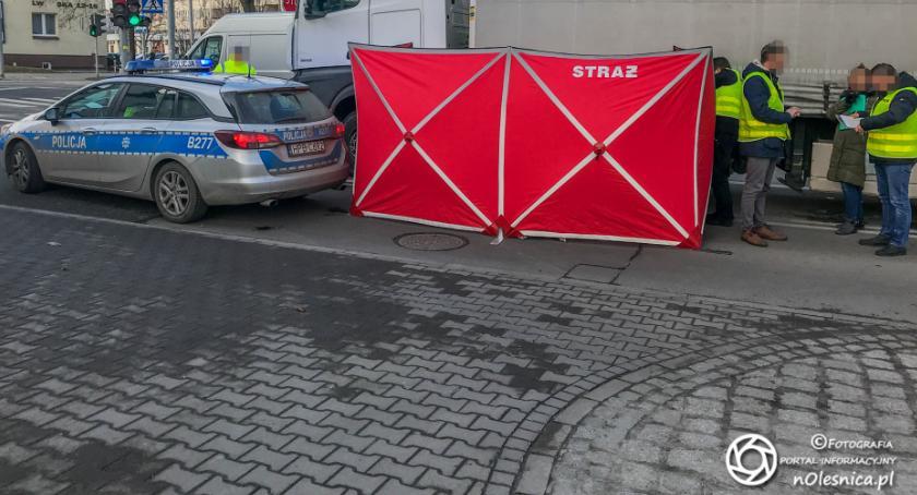 Na sygnale, Tragiczny wypadek Lwowskiej żyje mężczyzna - zdjęcie, fotografia