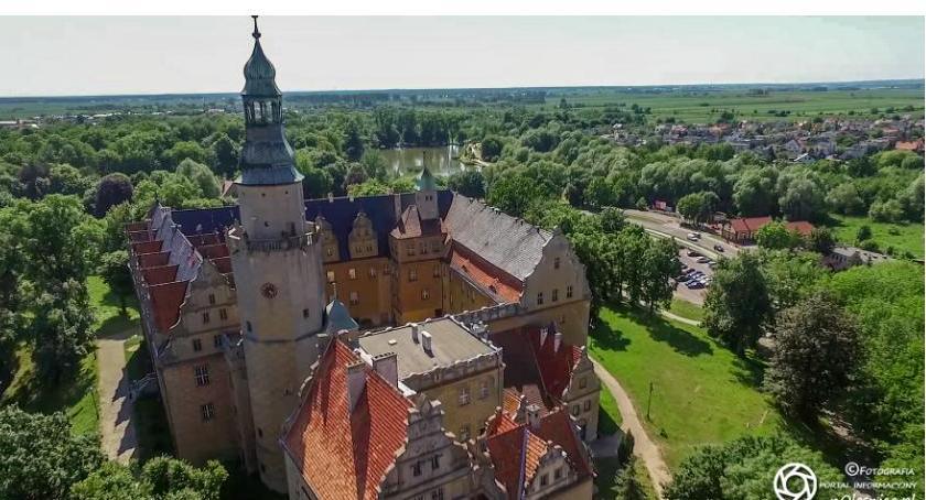 Kultura, Zamek otwiera komnatę księżnej Zofii - zdjęcie, fotografia