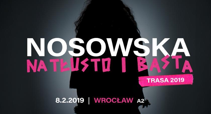 Koncerty, Nosowska Wrocławiu - zdjęcie, fotografia