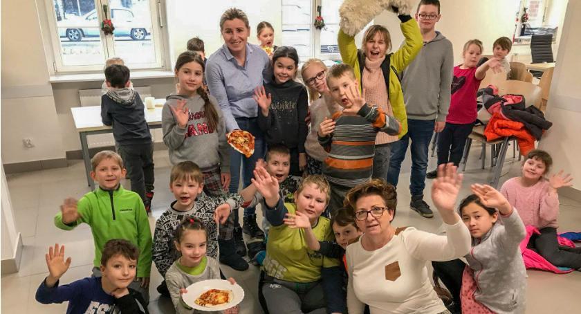 Wydarzenia, Warsztaty kulinarne kucharz dietetyk wizytą dzieci - zdjęcie, fotografia