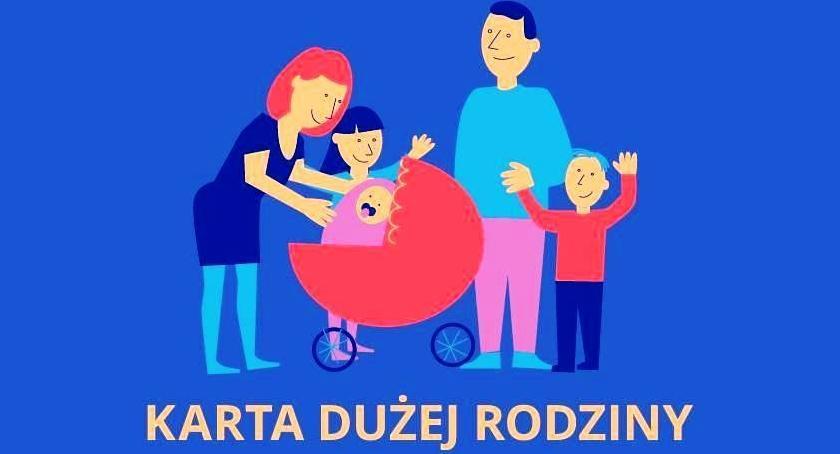 Wydarzenia, Karta Dużej Rodziny informacja rodziców - zdjęcie, fotografia