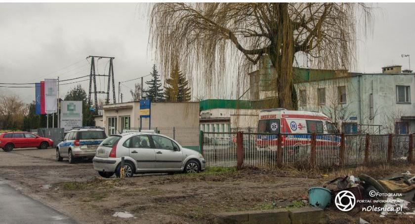 Na sygnale, Samobójstwo oleśnickiej - zdjęcie, fotografia