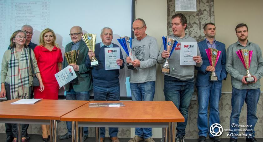 Wydarzenia, Turniej brydża sportowego puchar burmistrza Oleśnicy - zdjęcie, fotografia