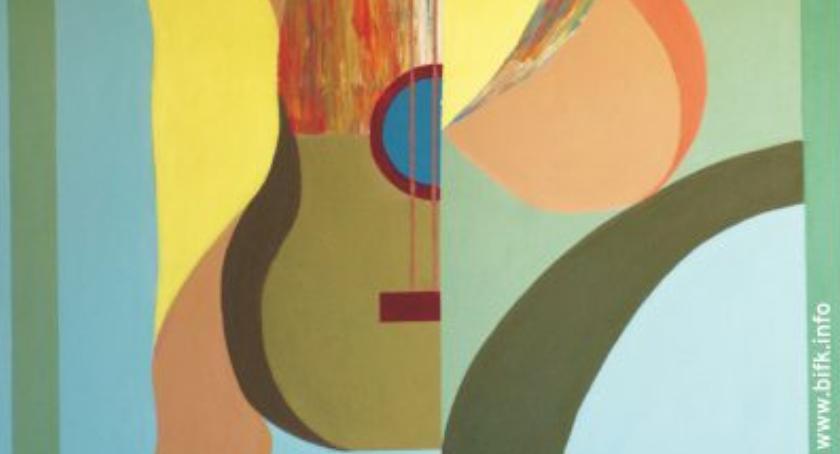"""Kultura, """"Kobieta Gitarą"""" wystawa Pływacza - zdjęcie, fotografia"""
