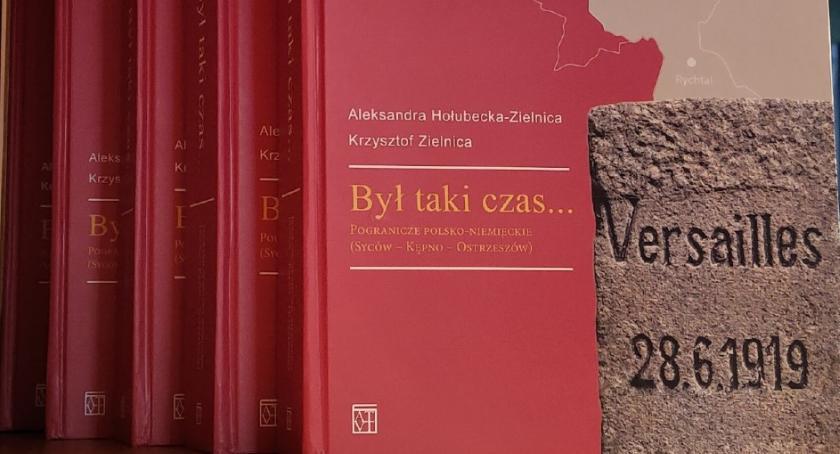 Kultura, Spotkanie Aleksandrą Hołubecką Zielnicą wokół książki pograniczu polsko niemieckim - zdjęcie, fotografia