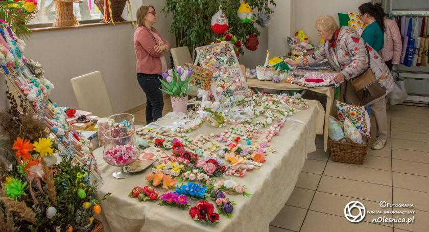 Kultura, Ruszył Jarmark Wielkanocny - zdjęcie, fotografia