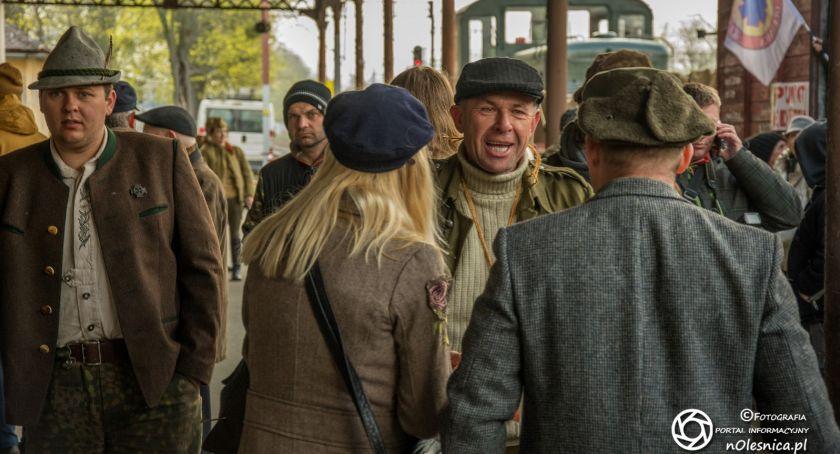 Wydarzenia, Wyruszył Pociąg Rpatriantów - zdjęcie, fotografia