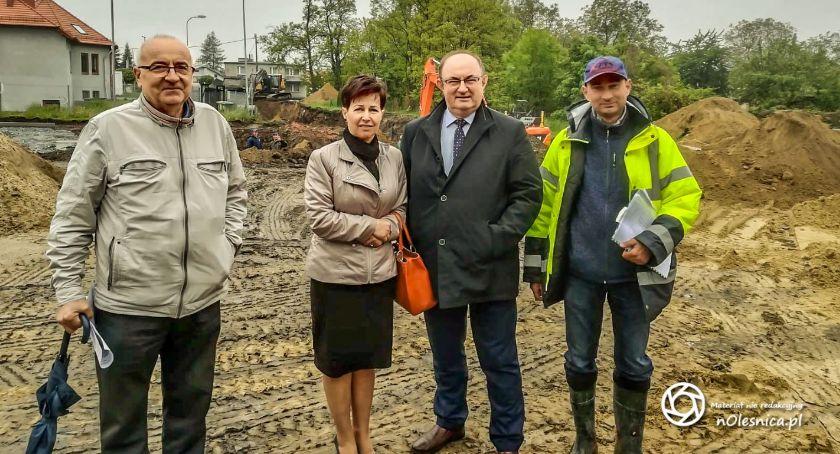 Wydarzenia, Ruszyły przygotowania budowy nowego parku - zdjęcie, fotografia