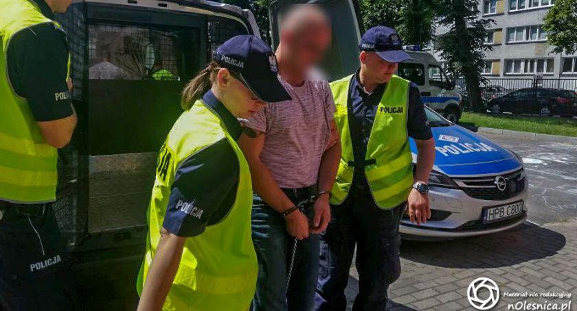 Na sygnale, Rafał trafił miesiące aresztu - zdjęcie, fotografia