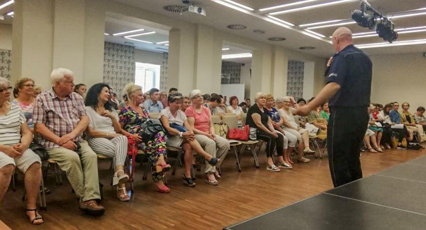 Wydarzenia, Debata społeczne bezpieczeństwie seniorów - zdjęcie, fotografia