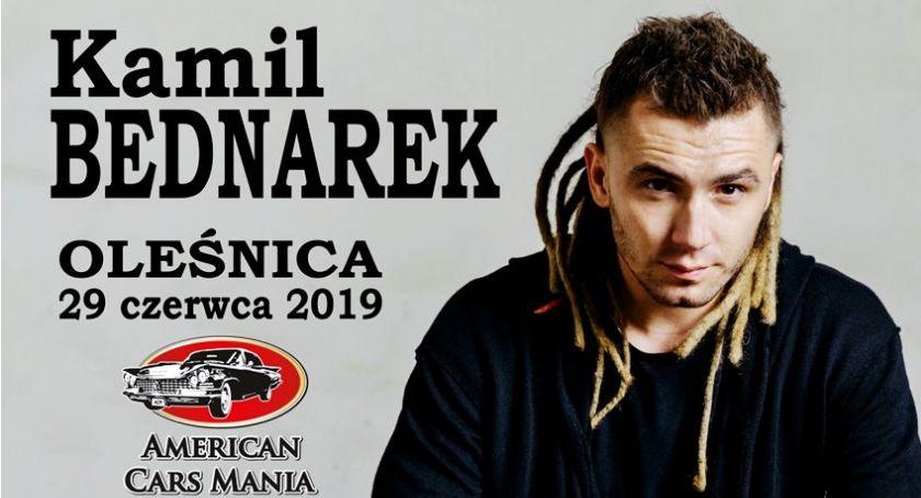 Koncerty, Kamil Bednarek wystąpi podczas zlotu American Mania - zdjęcie, fotografia
