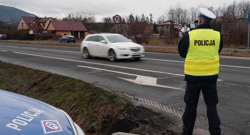 Wydarzenia, Ponad połowa kierowców jechała szybko - zdjęcie, fotografia