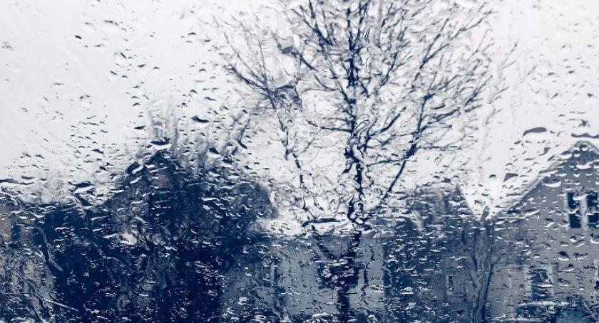Wydarzenia, Ostrzeżenie meteo Intensywne opady deszczu burzami - zdjęcie, fotografia