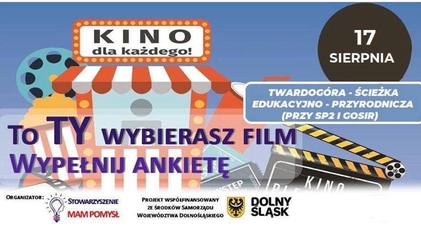 Kino, Każdego Twardogórze głosowanie! - zdjęcie, fotografia
