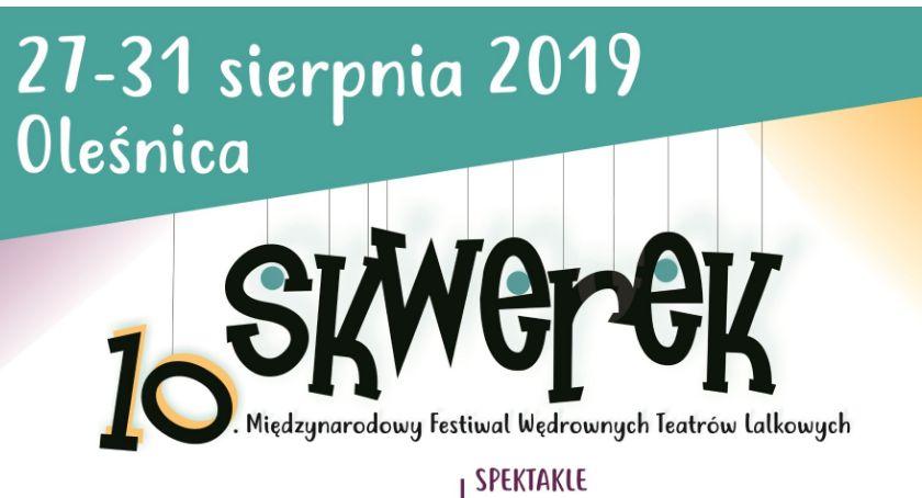 Teatr, Międzynarodowy Festiwal Wędrownych Teatrów Lalkowych SKWEREK wkrótce - zdjęcie, fotografia