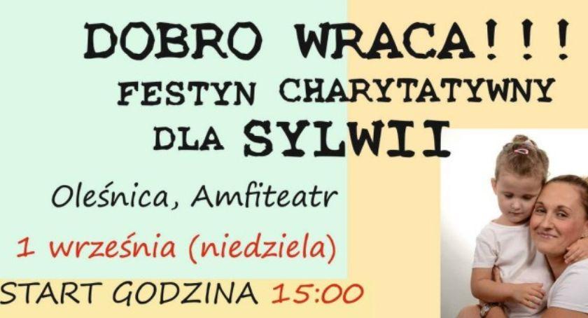 Wydarzenia, Charytatywny koncert Sylwii Smardzowa - zdjęcie, fotografia