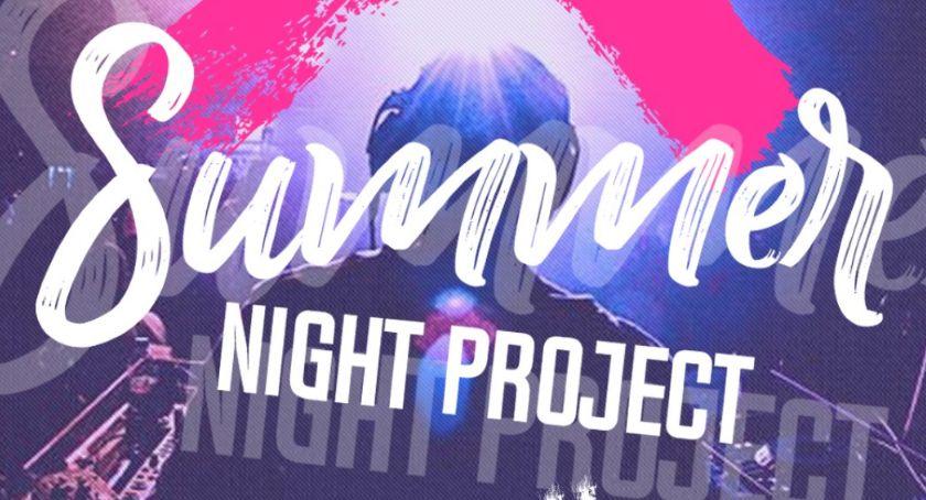 Imprezy, Summer Night Project impreza plenerowa oleśnickim lotnisku - zdjęcie, fotografia