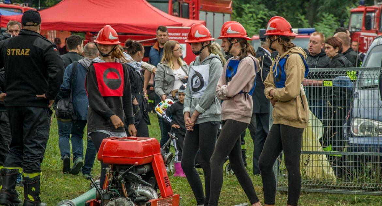 Wydarzenia, Powiatowe zawody strażackie pełna relacja wydarzenia VIDEO - zdjęcie, fotografia