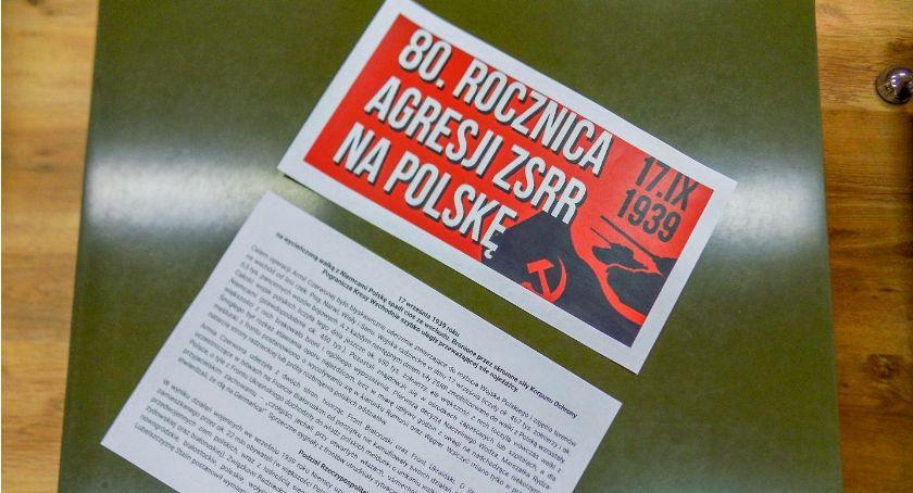Wydarzenia, rocznica rosyjskiej napaści Polskę - zdjęcie, fotografia