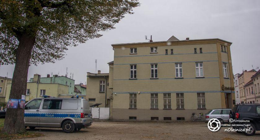 Na sygnale, Nietrzeźwa kobieta chciała wyskoczyć Bierutowie - zdjęcie, fotografia