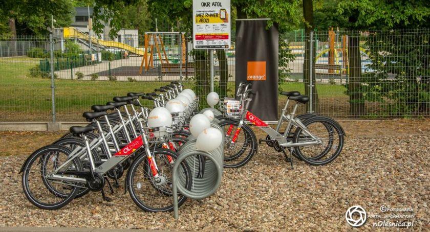 Wydarzenia, Urząd Miasta podsumowuje system rowerowy OLbike - zdjęcie, fotografia