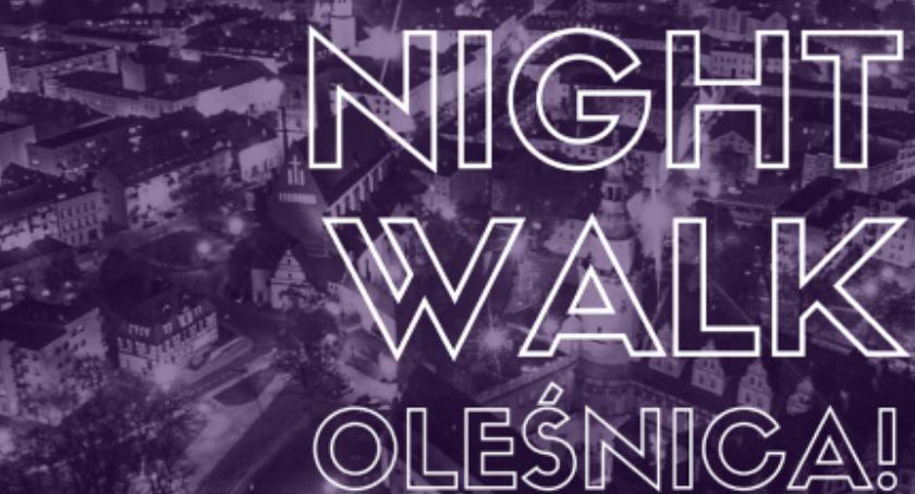 Wydarzenia, Nadchodzi NIGHT OLEŚNICA - zdjęcie, fotografia