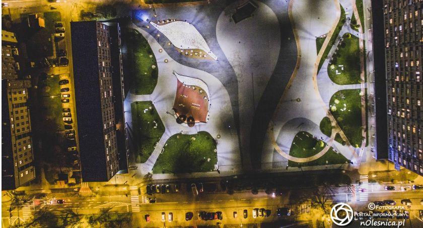 Wydarzenia, Zwycięstwa modernizacji widok drona - zdjęcie, fotografia