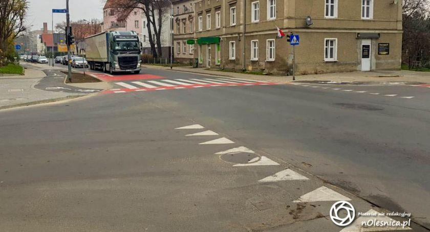 Wydarzenia, Jesienna lustracja dróg powiecie oleśnickim możesz zgłosić swoją opinie Policji - zdjęcie, fotografia