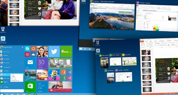 Technologie, Rewelacyjny Windows - zdjęcie, fotografia