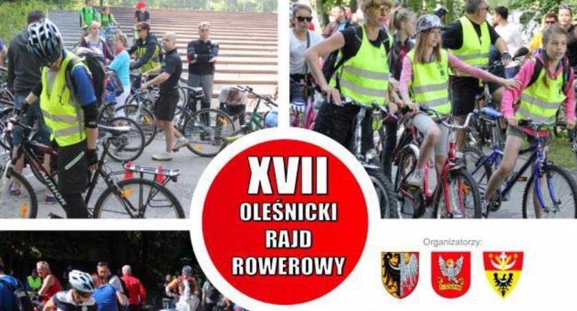 Wydarzenia, Oleśnicki rowerowy - zdjęcie, fotografia