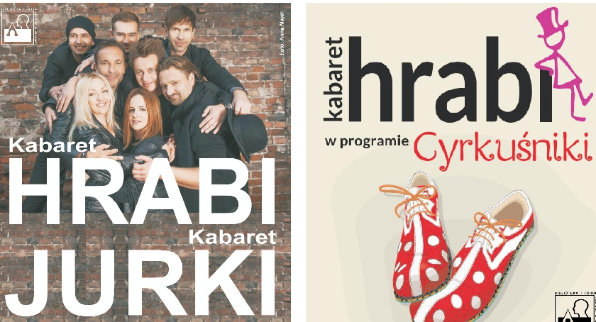 Rozrywka, Kabaret HRABI Kabaret JURKI Oleśnicy - zdjęcie, fotografia