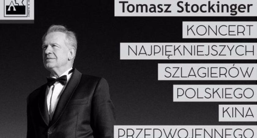 Rozrywka, Tomasz Stockinger Oleśnicy zmiana terminu - zdjęcie, fotografia