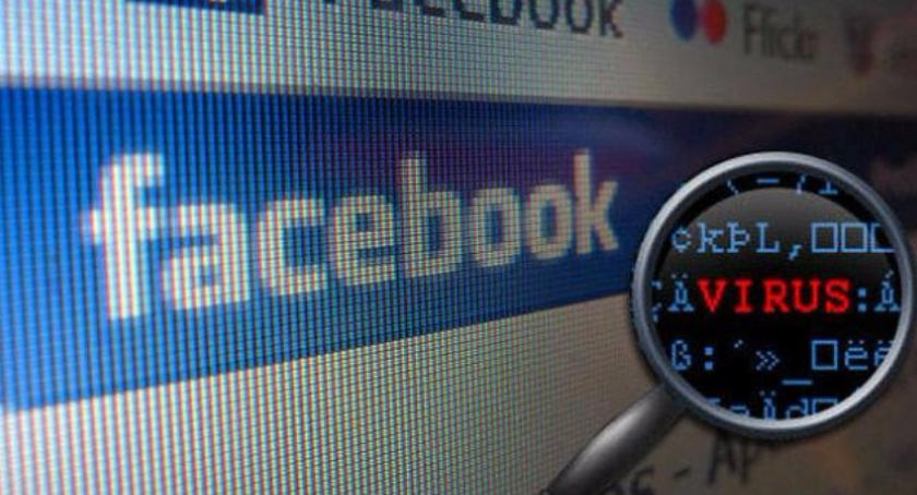 Technologie, Uważaj wirusa facebooku - zdjęcie, fotografia