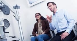 Zdrowe oczy, dobry wzrok: okulista, optometrysta, optyk - poradnik