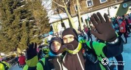 Zimowy Półmaraton Gór Stołowych - Oleśnica też tam była