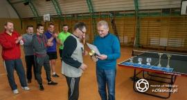 Mistrzostwa Gminy Oleśnica w tenisie stołowym - finały