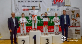 Start zawodników Hikari Oleśnica