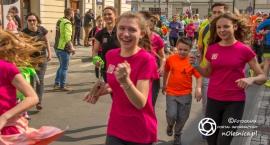 Pobiegli dla Michalinki i Jasia - Fotorelacja