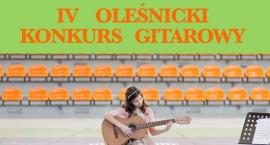Konkurs gitarowy już w sobotę