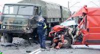 Poważny wypadek w Solnikach