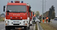 Wypadek na Dobroszyckiej