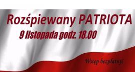 Koncert Rozśpiewany Patriota