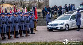 Pogrzeb antyterrorysty, który zginał w Wiszni Małej - VIDEO - FOTO