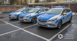 Nowe radiowozy dla powiatu oleśnickiego