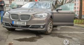Policjanci odzyskali luksusowe BMW skradzione w Niemczech