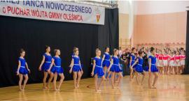 I Turniej Tańca Nowoczesnego o Puchar Wójta Gminy Oleśnica - Wyniki konkursu