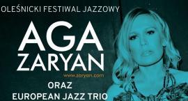 Aga Zaryan wystąpi na Oleśnickim Festiwalu Jazzowym