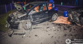 Kolejny wypadek na skrzyżowaniu w Drołtowicach
