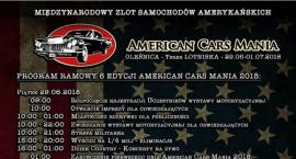 Program 6 edycji American Cars Mania