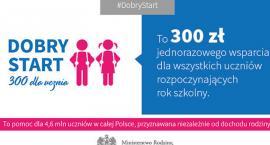 Od lipca 300 zł na każde uczące się dziecko - start programu